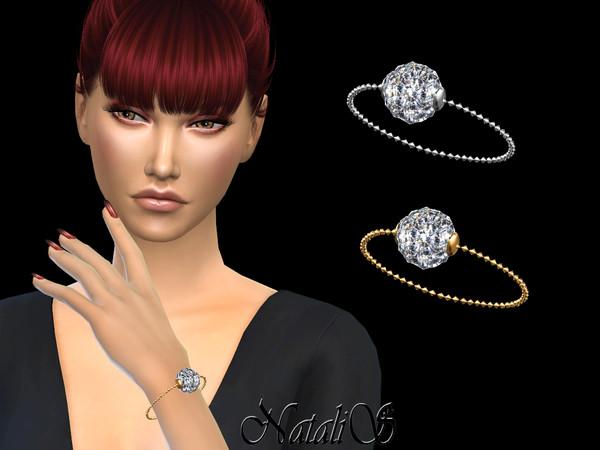 NataliS_Disco-ball bracelet