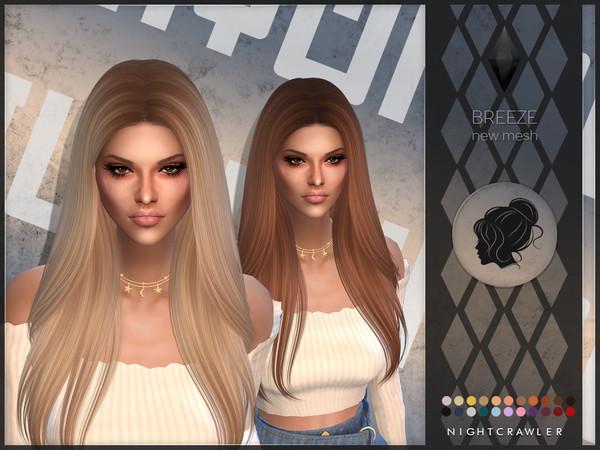 Nightcrawler Sims' Nightcrawler-Breeze