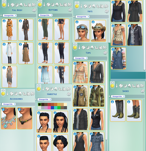 The Sims Resource Over 1 Million Free Downloads For The Sims 4 3