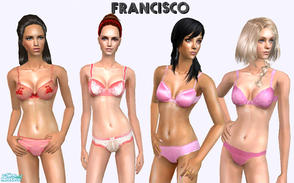 Sims 2 — Poll Winner - Collection 17 for Adult Females by francisssko — Do not need mesh , enjoy :P