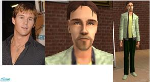 Sims 2 — Jason Stackhouse_HBO Series True Blood by hacc2258 — Ryan Kwanten, plays Jason Stackhouse in HBO Series True