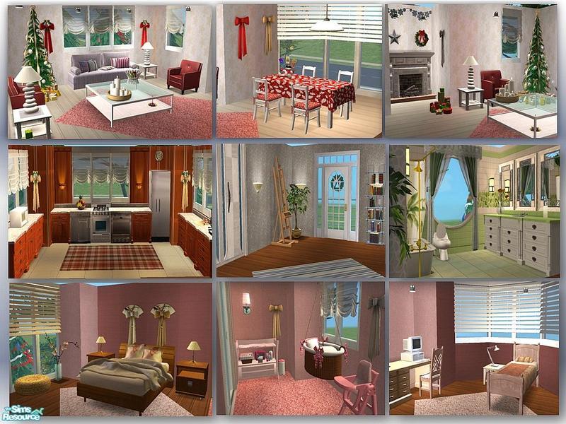 tugmel 39 s tgm lot 67 christmas house. Black Bedroom Furniture Sets. Home Design Ideas