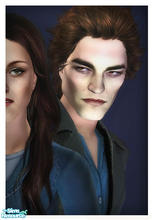 Sims 2 — Robert Pattinson as Edward Cullen by Jirka — Robert Pattinson as the dazzling vampire Edward Cullen from the