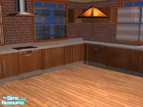 Sims 2 — El Loft by angiesupers — I made this house with the inspiration of a modern new york city loft in mind. but i
