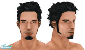Sims 1 — Metalheads: Male 4 by Downy Fresh — For my fellow metalhead gamers :)