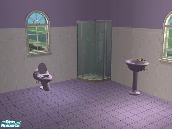 Mightyfaithgirl 39 s mfg mauve bathroom recolor set Mauve bathroom