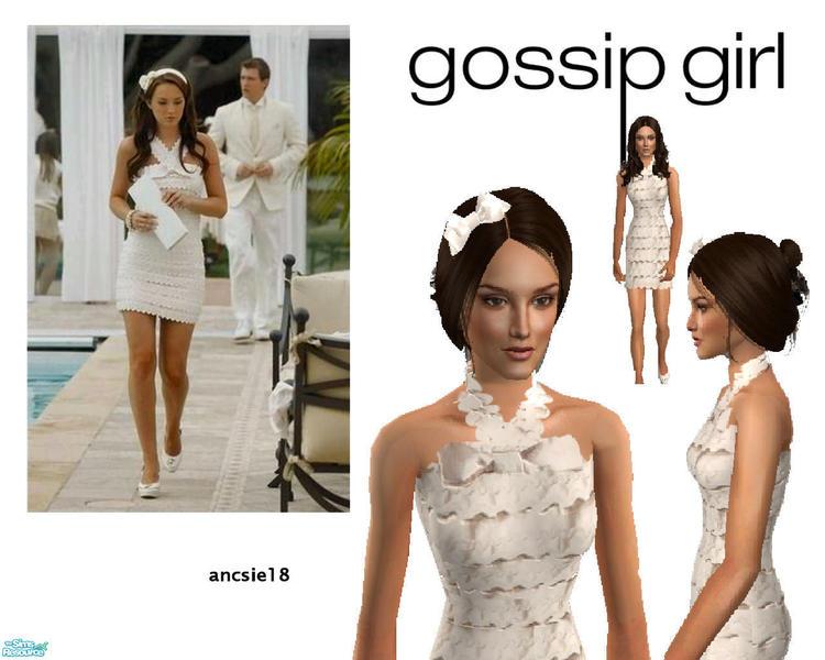 Marc Jacobs Joelle White Dress