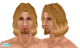 Sims 1 — Metalheads: Male 11 by Downy Fresh — For my fellow metalhead gamers :)