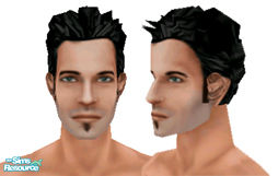 Sims 1 — Metalheads: Male 15 by Downy Fresh — For my fellow metalhead gamers :)