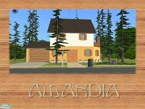 Sims 2 — Amandia\'s House by Ariana31Player — A lovely home with a rustic flair. Enjoy!!
