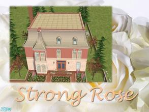 Sims 2 — Strong Rose by Ariana31Player — A nice family home. Enjoy!!