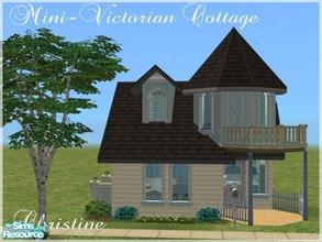 Mini Starter Victorian Cottage