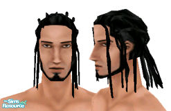Sims 1 — Metalheads: Male 5 by Downy Fresh — For my fellow metalhead gamers :)