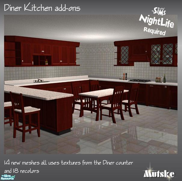Mutske S Fat City Counters Kitchen Add Ons