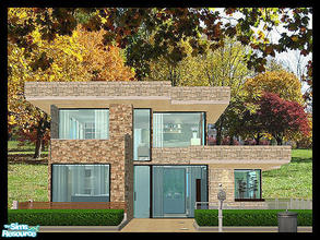 Downloads Sims 2 Lots Residential Lots Contemporary