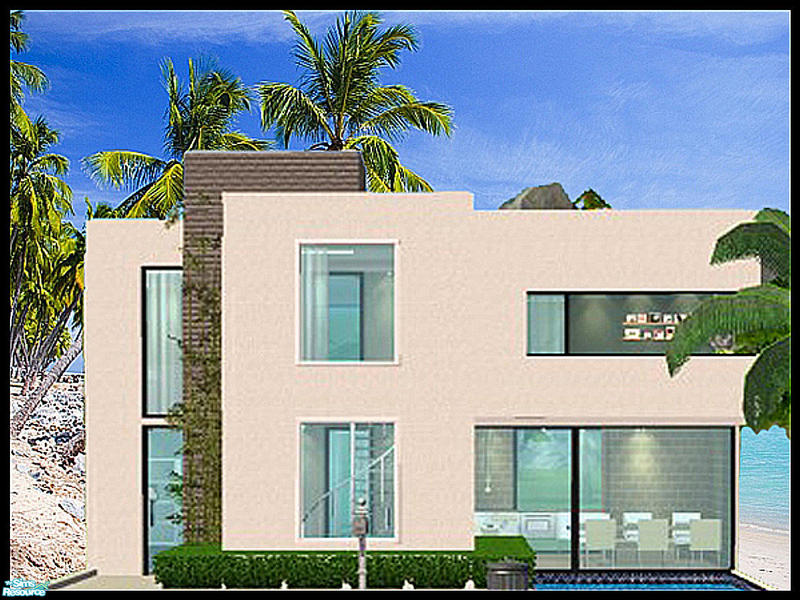 Kissme87 39 S Mini Modern Houses Mini Modern 4