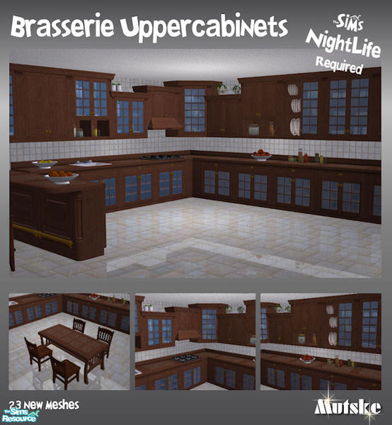 Mutske 39 S Brasserie Kitchen