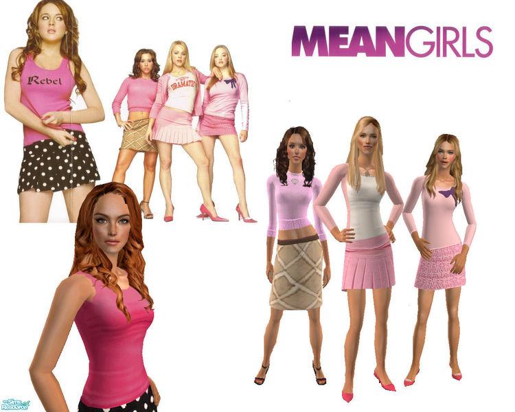 ancsie18's Mean Girls