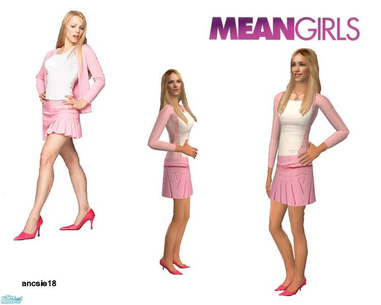 ancsie18's Mean Girls - Regina George