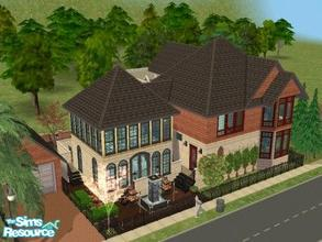 Sims 2 — A Taste of Chicago by ianbradley26 — I lived in Chicago for a short time, and the architecture is incredible.