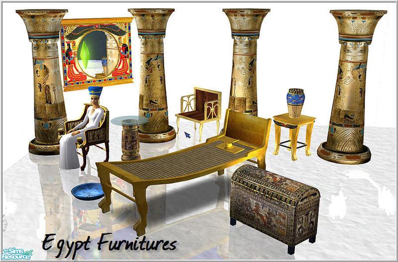 Birgit43 39 S Egypt Furniture