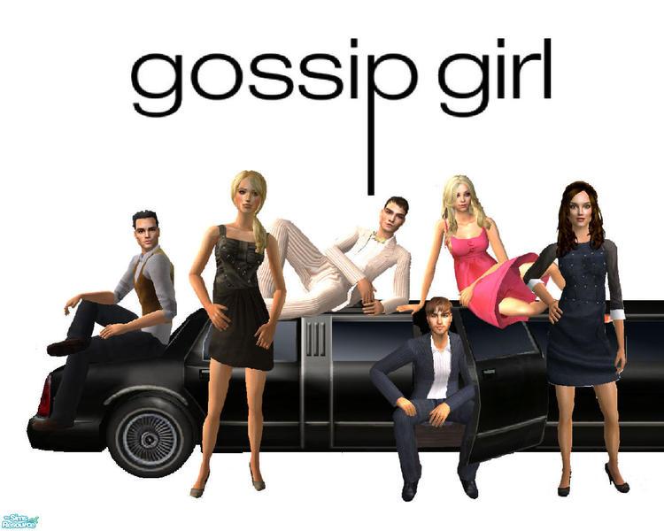 ancsie18 u0026 39 s gossip girl season 1 cast