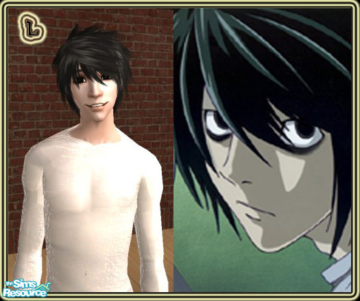 ProwlerTylo's L Lawliet (Death Note
