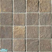 Sims 2 — Stone Tile and Creme Wall and floor Set - Small tile floor by mightyfaithgirl — Smaller tile- exact same