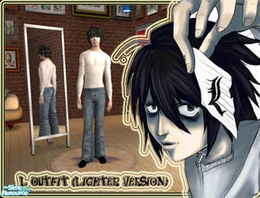 Sims 2 Downloads Death Note
