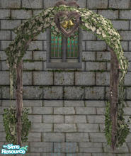 free downloads sims 2 objects furnishing wedding arch