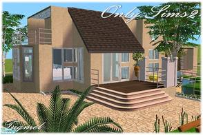 Sims 2 — Tgm-Lot-72 (Furnished) by TugmeL — None Expansion Pack Only Sims-2 and fully furnished as is waiting for you!!
