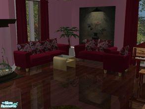 MFG Roses 1 Livingroom Set Part 55