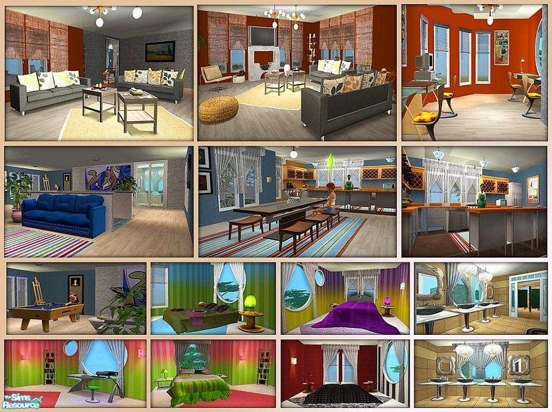 Decorating Ideas > TugmeLs TgmLot77 (Dorm4 Rooms) ~ 164505_Sims 3 Dorm Room Ideas
