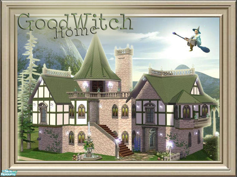 Srgmls23 S Good Witch Home