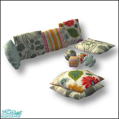 mirake s Leyris Nursery - white 1 - Crib pillows