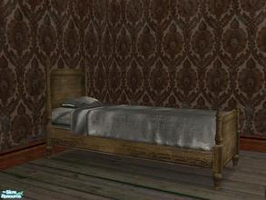Downloads Sims 2 Objects Furnishing Beds Grunge