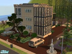 Sims 2 — Evanston Restoration Project by ianbradley26 — I wanted to provide something fun for designers and builders who