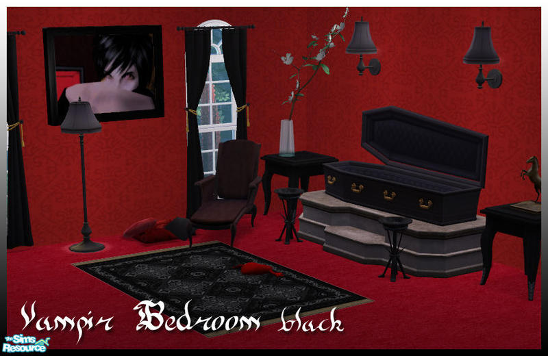 billygirl 39 s vampir bedroom black recolor