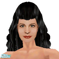 Sims 1 — Scarlett OHara by frisbud — Scarlett O\'Hara, as portrayed by actress Vivien Leigh, from the 1939 film Gone with