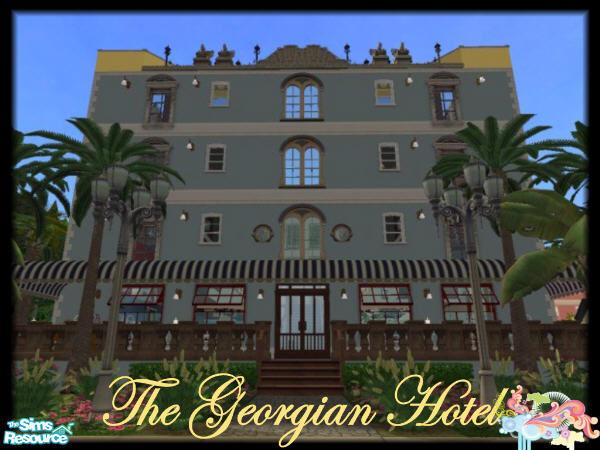 Georgian Hotel Santa Monica Spa