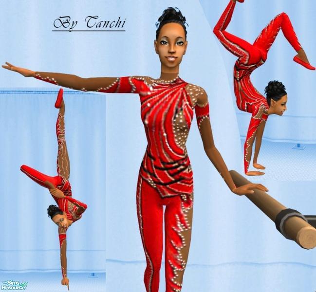 tanchi s rhythmic gymnastics clothes