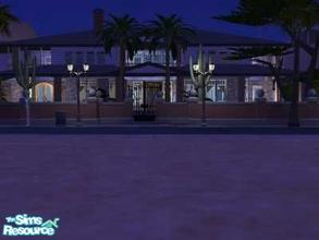 Sims 2 — 5470 Hillside Drive by liberty — This is a very large traditional house. With 7 bedrooms and 6 bathrooms most of