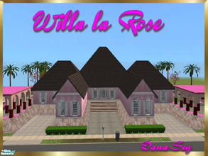 Sims 2 — Willa la Rose by danaszy — A nice house for large sizad famili. If you like it please download and enjoy