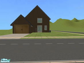 "Sims 2 — Southern Living by themcgfamily — The start of the ""Southern Living\"" series. This is an inviting hom"