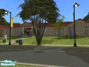 Sims 2 — 5046 View Lane by liberty — Very nice family bungalow. This bungalow is suited for a family of 2 or 4 depens on