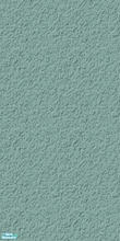 Sims 2 — Textured stucco walls-aqua by katalina — Stucco walls in popular colors, Enjoy!