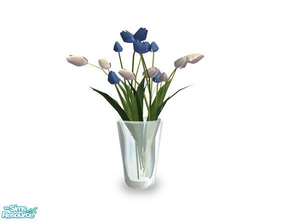 Shakeshaft S Manhattan Tulips Vase