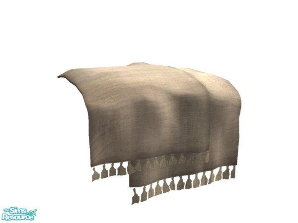 N A N U S Latia Sofa Blanket