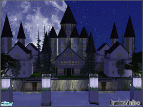 Sims 2 — MR. Coolest Castle by brandontr —