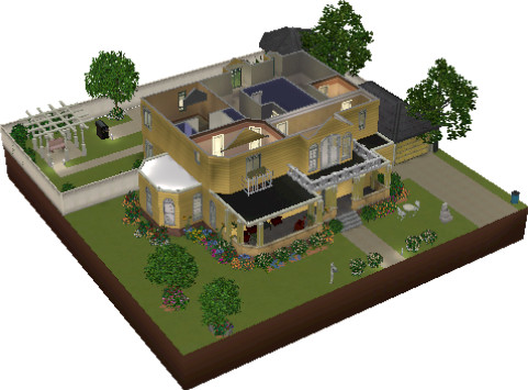 Faytforever S Desperate Housewives Gabrielle Solis House